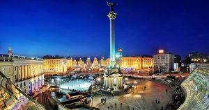 Welcome to Kyiv презентація англійською мовою