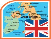 Great Britain. Презентація англійською мовою